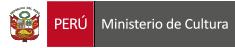 Peru Ministerio De Cultura
